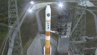 Во Флориде стартовала ракета-носитель с военным спутником