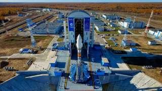 Восточный готов для запуска кораблей к МКС