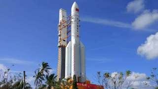 Китай готовится осуществить первый запуск ракеты-носителя большой грузоподъёмности
