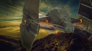 Скотт Уоринг попросил Илона Маска спасти пришельцев на гигантском корабле, найденном на Луне