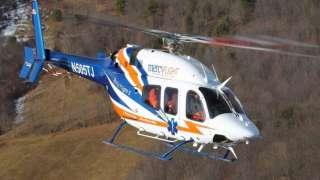 В Лас-Вегасе лётчик впервые столкнулся с НЛО, когда летел на вертолёте