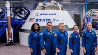 Boeing перенесла запуск космического корабля CST-100 Starliner к МКС