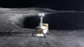 В 2023 году NASA отправит на спутник Земли первый луноход