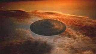 На Марсе упала «летающая тарелка», есть фотографии