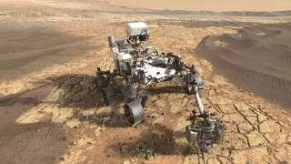В NASA протестировали новый марсоход