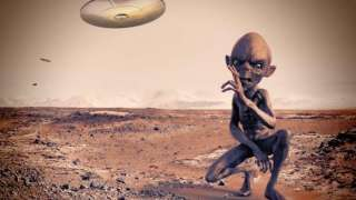 Фото мумии настоящего пришельца на Марсе поразили интернет и ввели в ступор исследователей