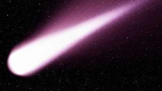 Жители Лос-Анджелеса подумали, что в небе появилась комета, но вскоре поняли, что ошиблись