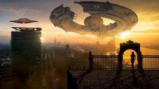Светящийся НЛО, появившийся над Нижним Новгородом, попал на видео и ошарашил местных жителей
