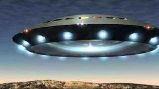 В Сети появилось интересное видео со взлётом НЛО в Мексике