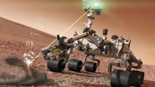 «Кьюриосити» нашёл на Марсе грибы?