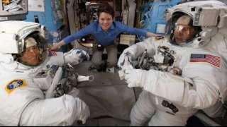 Американские астронавты выйдут в открытый космос для выполнения ремонтных работ на МКС