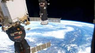 Россия поставила мировой рекорд по скорости доставки грузов на МКС