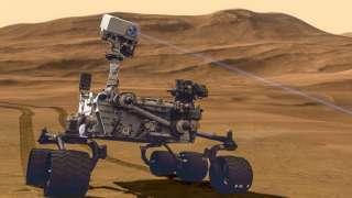 В Сети появились фотографии солнечных затмений с Марса