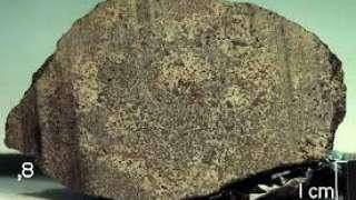В найденном в Антарктике марсианском метеорите обнаружили признаки жизни