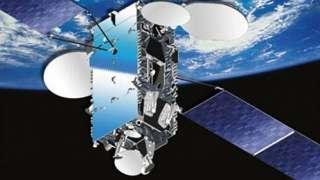 Самый мощный российский спутник создан в Европе