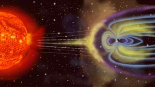 Ученые рассказали, как слабое магнитное поле Земли в прошлом поспособствовало развитию жизни