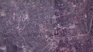 NASA подарило Казахстану уникальные фотографии страны из космоса
