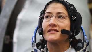 Американка Кристина Кук установит рекорд по длительности космического полета среди женщин