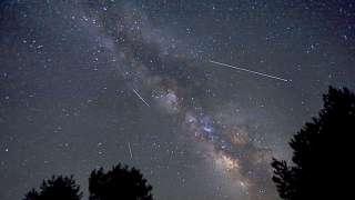 Начинается метеорный поток Лириды, пик которого ожидается 22-23 апреля