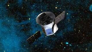 Телескоп TESS впервые нашёл экзопланету, по размерам сопоставимую с Землей