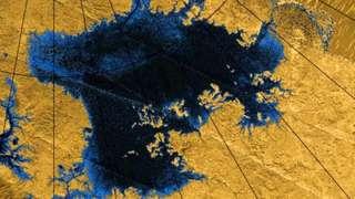 На Титане могут существовать испаряющиеся озера из жидкого метана