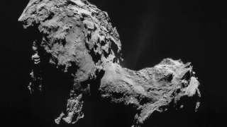 В интернет выложено почти 70 тысяч фотографий кометы Чурюмова — Герасименко