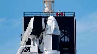 Взрыв во время испытаний двигателей Crew Dragon может стать причиной переноса сроков пилотируемых запусков