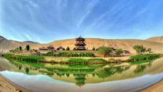 Китайцы в шоке: На дне озера Цинхай появилась аномалия