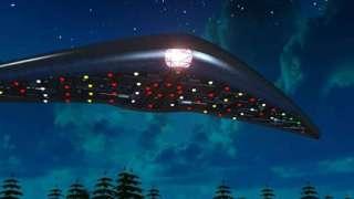 В Канаде НЛО сняли на видео