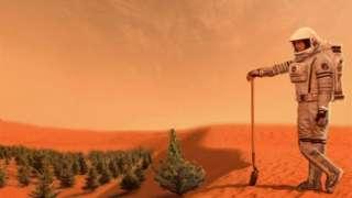 Подобного раньше на Марсе не находили: Исследователи обсуждают поистине загадочные образования