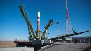 На Байконуре начали готовить к запуску последнюю ракету «Союз» с украинскими деталями