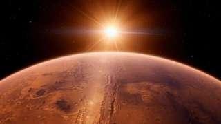Новое исследование: Жизнь на Марсе могло уничтожить глобальное наводнение
