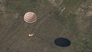 SpaceX провела неудачные испытания парашютной системы