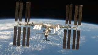 На МКС запускают фотобиореактор для переработки углекислого газа в кислород