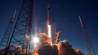 На публичной выставке в Хьюстоне покажут ракету Falcon 9