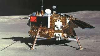 Китайская станция «Чанъэ-4» завершила пятый лунный день работы