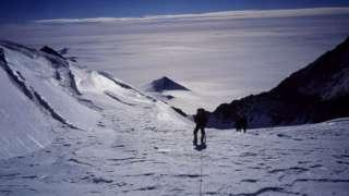 Раскрыта самая интригующая загадка Антарктиды, связанная с НЛО