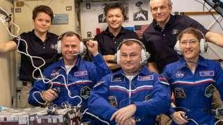 Российские ученые создали датчик мониторинга состояния здоровья человека в космосе