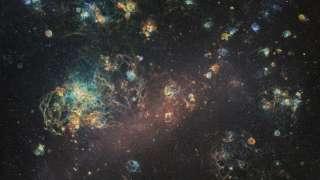 Астрономы-любители получили самое детальное изображение Большого Магелланова Облака