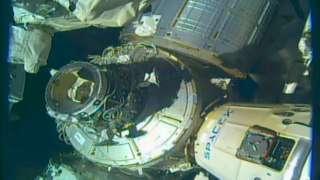 РКК «Энергия» помогла американскому кораблю Dragon-2 пристыковаться к МКС