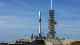 Запуск ракеты Falcon 9 с 60 спутниками Starlink снова перенесен