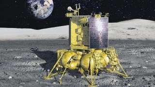 Стало известно, сколько займет серийное производство автоматической станции «Луна-27»