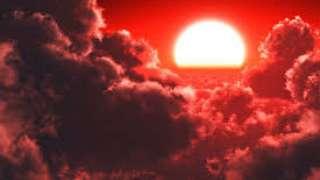 Интересное видео: Странный цвет неба ужаснул жителей Йемена