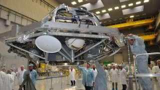 Рогозин хотел назвать десантный модуль миссии «Экзомарс-2020» «Новичком»