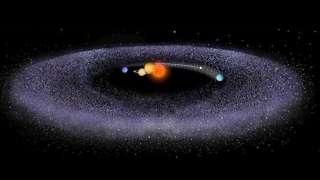 Раскрыта тайна прародины Солнечной системы и комет