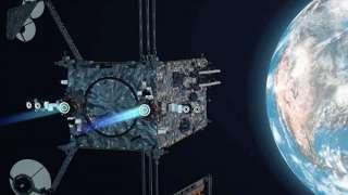 Глава NASA официально запустил проект по постройке лунной станции