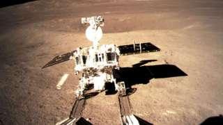 Китайский луноход «Юйту-2» вышел из «спячки» и возобновил работу на обратной стороне Луны