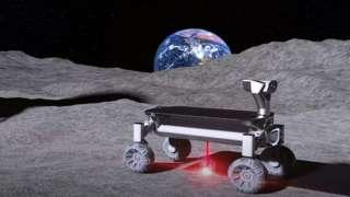Европейские инженеры предлагают печатать здания на Луне из реголита