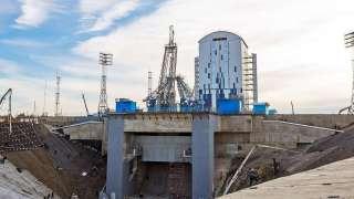 На Восточном начали заправлять разгонный блок «Фрегат» перед запуском ракеты «Союз»