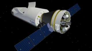 В 2022 году ESA запустит транспортный космоплан Space Rider